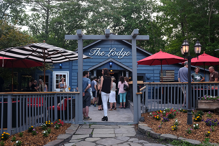 The Lodge at Woodstock